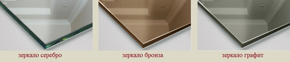 Зеркало по размеру  новгороде