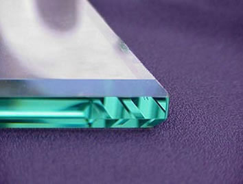 Обработка краев стекла